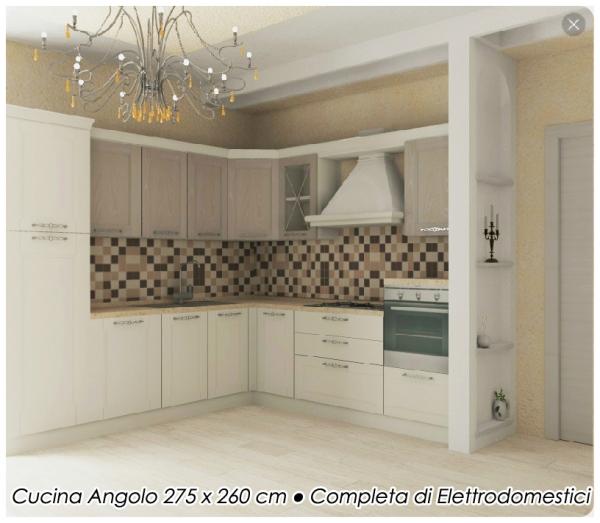 House Design Arredamenti • PROMOZIONE ○ Cucina Classica angolo ...