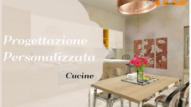 Progettazione personalizzata cucine