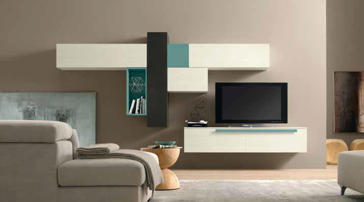 Living soggiorno_L07 frassino ardesia-frassino bianco-azzurro nettuno