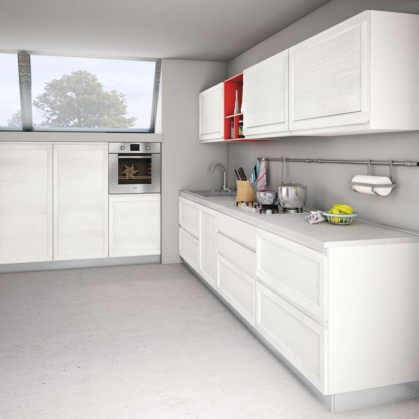 Cucina SELMA frassino bianco _1_Creo kitchens