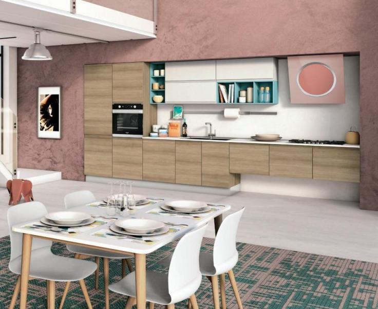 Cucina Creo modello Jey proposta 34 a