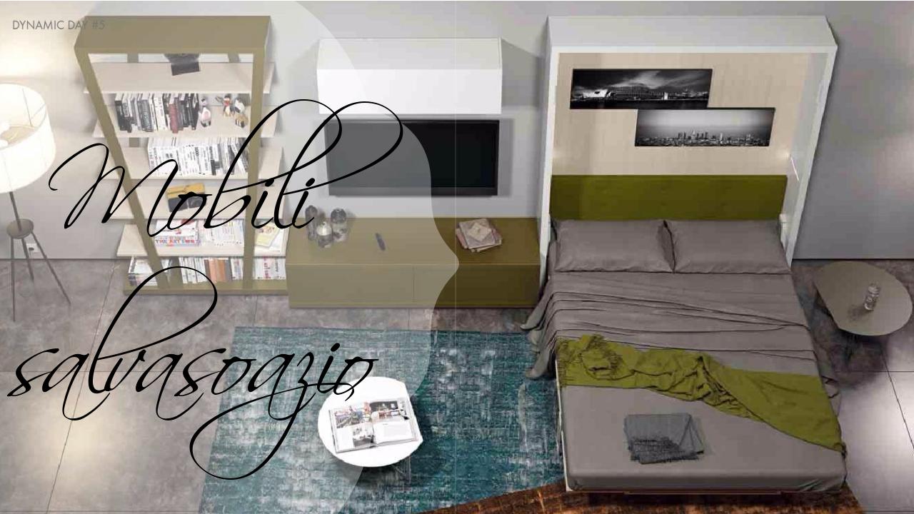 Mobili salvaspazio house design arredamenti - Mobili innovativi ...