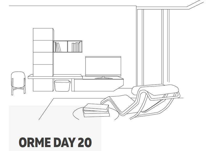 promozione soggiorno orme 20 disegno