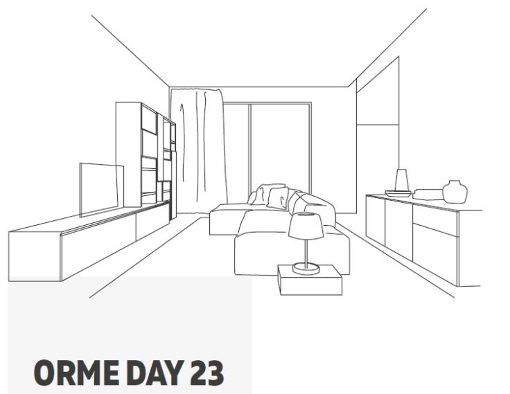promozione soggiorno orme 23 disegno