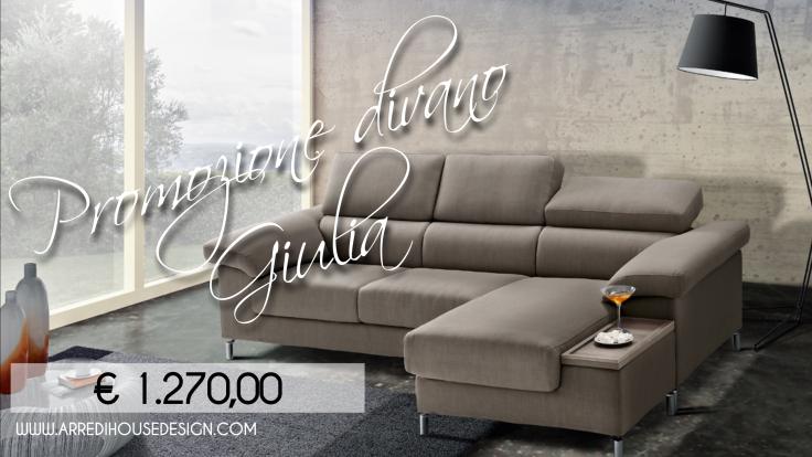 promozione+divano+penisola+Ancona+giulia con pianetto