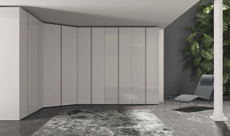 armadio-battente-grigio-in-Ancona-modello-madison-colombini