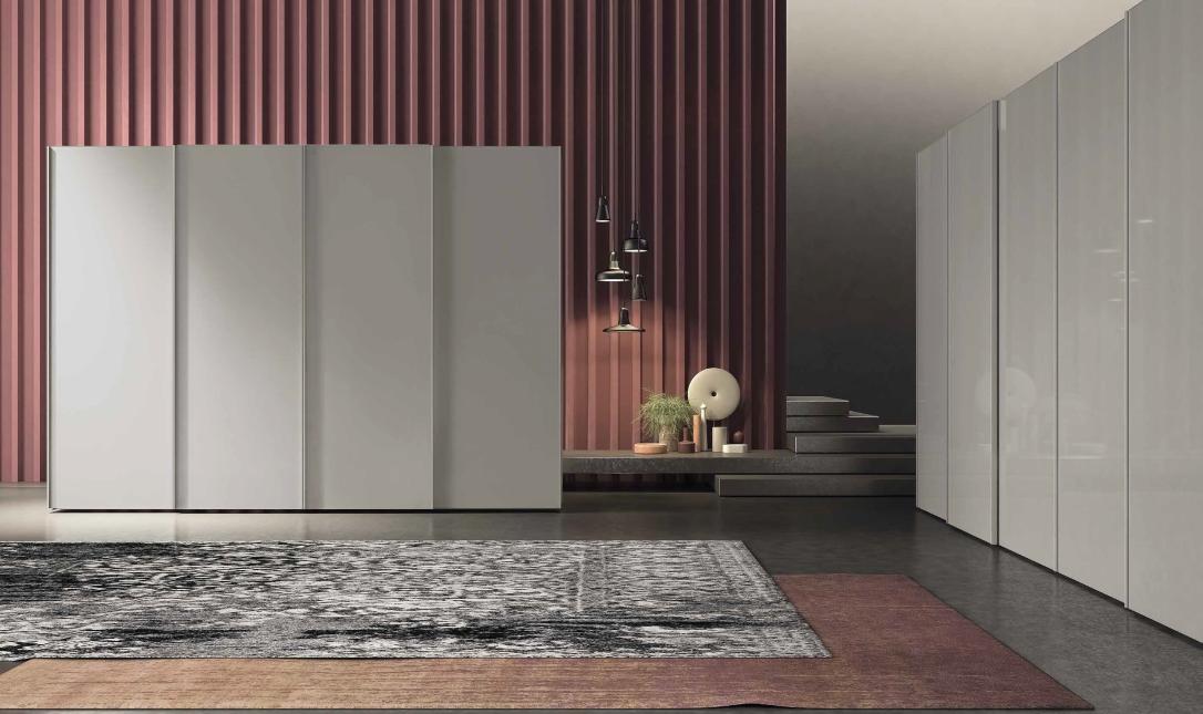 armadio-scorrevole-grigio-dorian-in-Ancona-modello-select-colombini