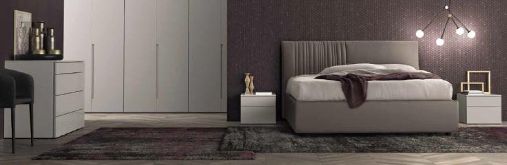 gruppo-letto-grigio-colombini-in-Ancona-modello-dream