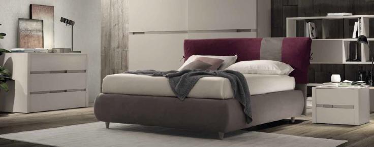 gruppo-letto-grigio-dorian-colombini-in-Ancona-modello-trend