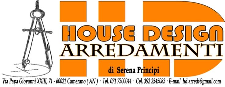 House Design Arredamenti_Logo Negozio