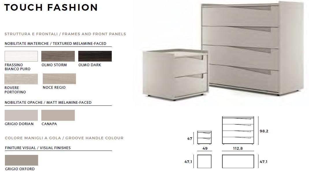 info-gruppo-letto-touch-fashion-colombini-in-Ancona