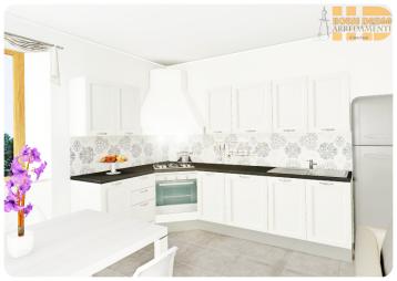 Progettazione-Cucina-angolo obliquo-in-Ancona-Micol-2