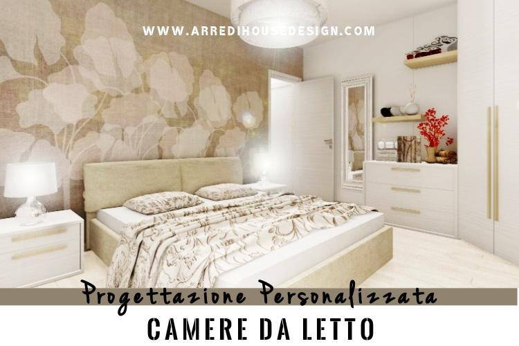 Progettare Camera Da Letto. Finest Progetto Casa Con Misure Con Il ...
