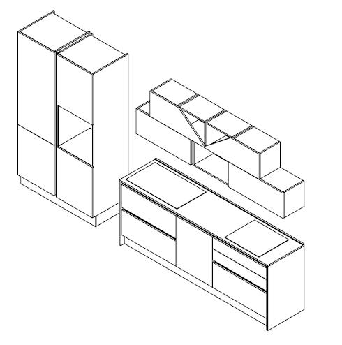 Cucina-Cololombini-in-ancona-modello-lungomare-disegno