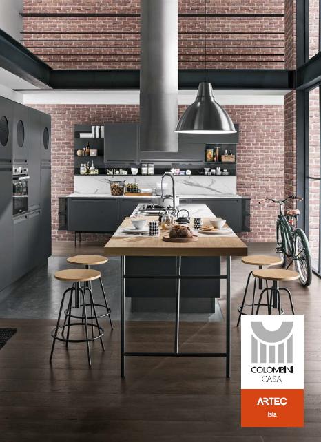 Cucina-modello-Isla-Colombini-casa-in-Ancona