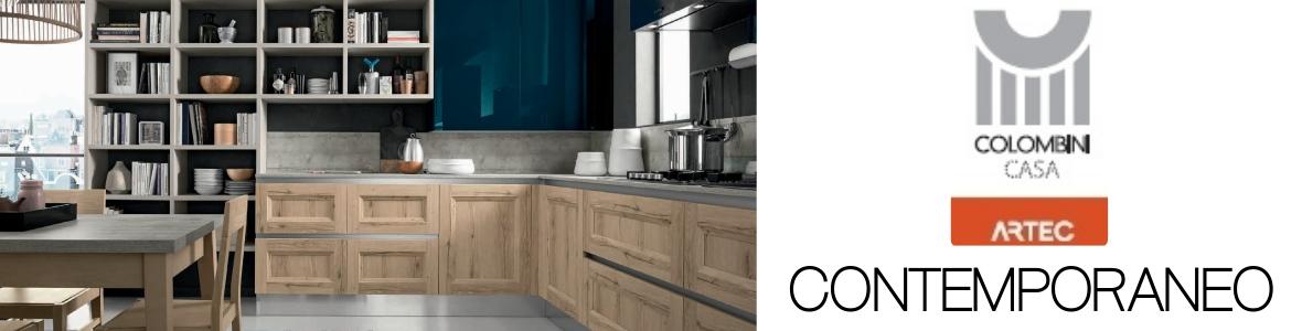 Cucine Artec : Stile Contemporaneo – STUDIO DI INTERIOR DESIGN