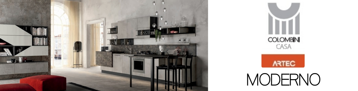 Cucine Artec : Stile Moderno – STUDIO DI INTERIOR DESIGN
