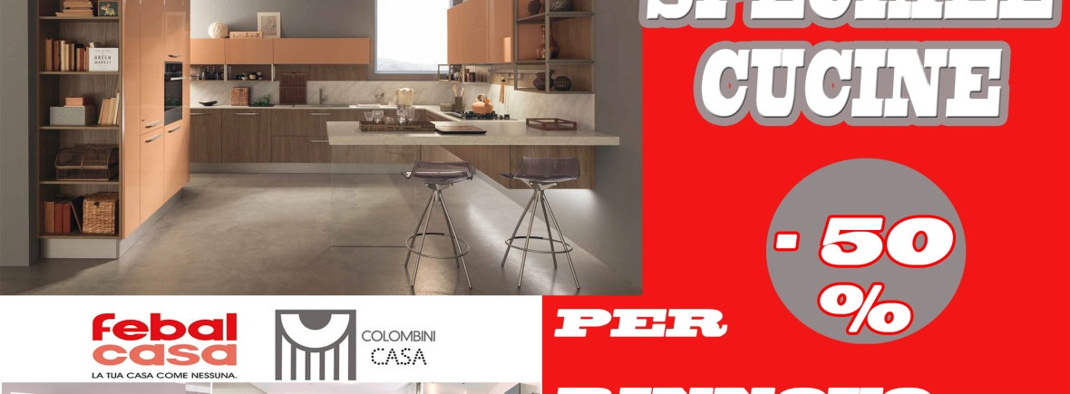 OCCASIONI CUCINE – STUDIO DI INTERIOR DESIGN